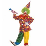 Faschings Kinderkostüm Funny Clown