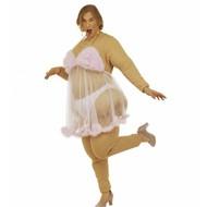 Karnevalskostüm Fetter Stripper oder erotische Tänzer(in)