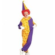 Kinder Karnevalskostüm Nopfen Clown
