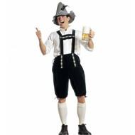 Karnevalskostüm Bayerische Lederhose
