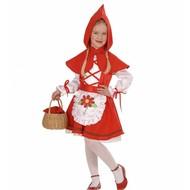 Karnevalskostüm: Kinder Rotkappchen