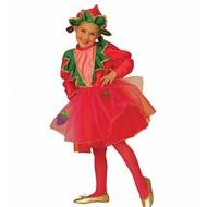 Karnevalskostüm: Erdbeere