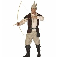 Karnevalskleidung Robin Hood