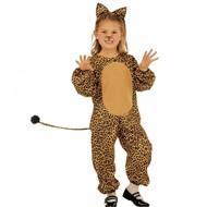 Karnevalskostüm Tieren: Kleiner Leoparden
