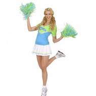 Karnevalskostüm: Cheerleader