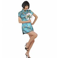 Karnevalskostüm Miss Wong