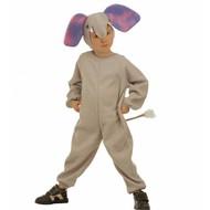 Kinder Karnevalskostüm: Kleiner Elefanten