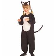 Karnevalskostüm: Kleine Katze