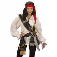 Karnevals-accessoires: Piraten Schwerdhalfter