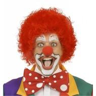 Karnevalsaccessoires: Clownsperücke