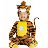 Karnevalskostüm Baby: Tiger