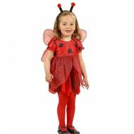 Karnevalskostüm: Kleines Insekten-mädchen