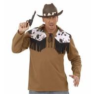 Karnevalskleidung: Cowboy-shirt