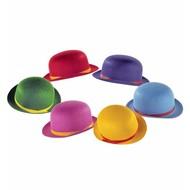 Steifer Hut mit Dekoration (filz)