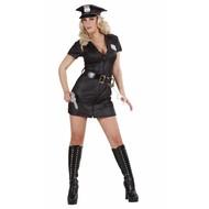 Faschingskostüm: Hotti Police-girl