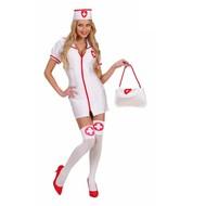 Karnevalsaccessoires: Krankenschwester-tasche