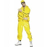Fernseh-hero: Ali G. Rapper Anzug.