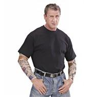 Faschingsklamotten Tattoo Ärmel