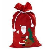 Weihnachts-accessoires Der Sack vom Weihnachtsmann