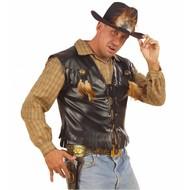 Partykleidung: Rocker / Cowboy Weste