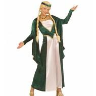 Karnevalskostüm Mittelalterliche Königin
