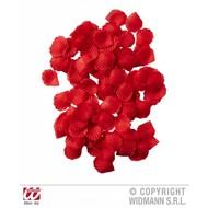 Heirats-accessoires: Rosenblätter in rot