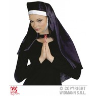 Kopfbedeckung Nonnenkappe