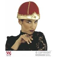 Kopfbedeckung Königin Krone