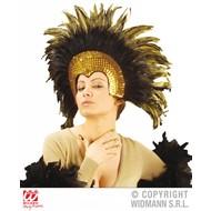 Karnevalsmaske: Moulin Rouge