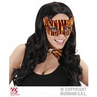Karnevals-zubehör Augenmaske Tiger Len