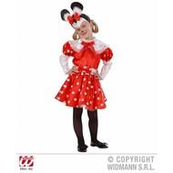 Karnevalskostüm: Mädchen Mauslein
