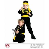 Karnevalskostüm: Kleine Ninja
