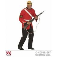 Karnevalskostüm Soldat