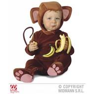 Karnevalskostüm Baby: Affe