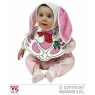 Faschingskostüm für Babys: Kaninchen
