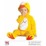 Baby-Karnevalskostüm: Hühnchenlein