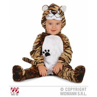 Karnevalskostüm: Baby-Tiger
