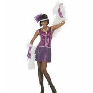 Karnevalskleid Charleston (luxus)