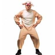 Karnevalskostüm Schwein