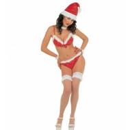 Weihnachtsgadgets: Weihnachts Bikini