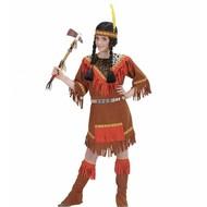 Karnevals-Kleidung Kinder: Indian girl