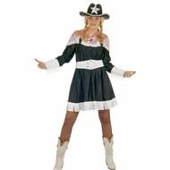 Karnevalskostüme: Cowgirl (luxus)