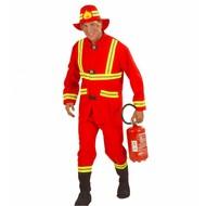 Karnevalskostüm Feuerwehrmann