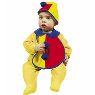 Karnevalskostüm: Baby-Clown