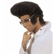 Faschingsperücke Elvis jumbo