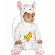 Baby Karnevalskostüm: Mauslein