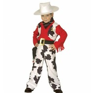 Karnevalskostüm Cowboy