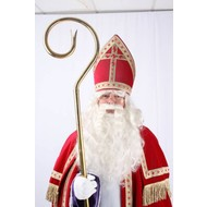 Sankt-Nikolaus: Bart en Schnurrbart-set (3-teilig)