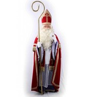 Sankt Nikolauskleidung: Luxus TV-Sankt Nikolaus