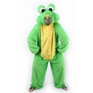 Karnevalskostüm: Grüner Frosch